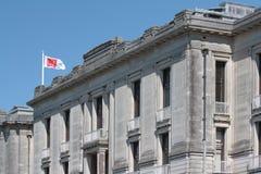 Nationalbibliothek von Wales Lizenzfreies Stockfoto