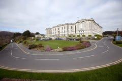 Nationalbibliothek von Wales Stockfotografie