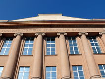 Nationale öffentliche Bibliothek - Chelyabinsk Stockfotos