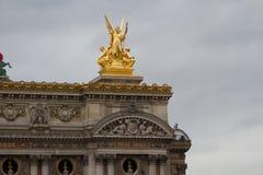 Nationale Akademie von Musik, Paris Stockfotos