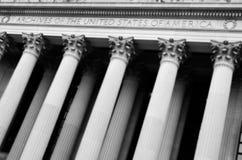 Nationale Archive von Vereinigten Staaten lizenzfreie stockfotos
