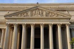 Nationale Archive, Washington, Gleichstrom stockbild