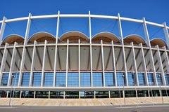 Nationale Arena in Boekarest Stock Foto