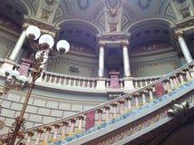 Nationale Atheneum van Boekarest Royalty-vrije Stock Afbeeldingen