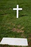 Nationale Begraafplaats Robert Kennedy Grave - Arlington Stock Fotografie