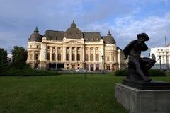Nationale Bibliotheek royalty-vrije stock foto's
