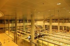 Nationale Bibliotheek, Denemarken Stock Foto
