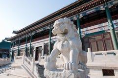 Nationale Bibliotheek van China Stock Afbeeldingen