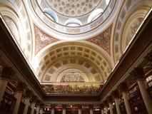 Nationale Bibliotheek van Finland Stock Foto
