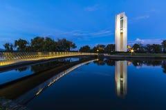 Nationale Carillon stock foto