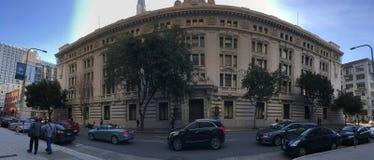 Nationale Customhouse van Oriëntatiepuntverenigde staten, San Francisco, 2 royalty-vrije stock afbeeldingen