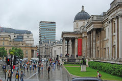 Nationale Galerie stockfotografie