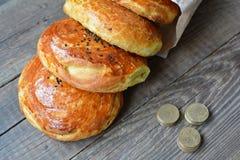 Nationale gebakjes, aankoop royalty-vrije stock afbeeldingen