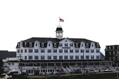 Nationale Hotel-Block-Insel Rhode Island Stockbild