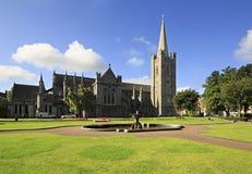 Nationale Kathedrale und Collegekirche des Heiligen Lizenzfreie Stockfotos