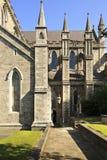 Nationale Kathedrale und Collegekirche des Heiligen Stockbilder