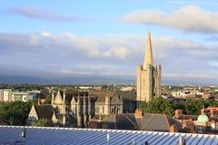 Nationale Kathedrale und Collegekirche des Heiligen Lizenzfreies Stockfoto