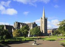 Nationale Kathedrale und Collegekirche des Heiligen Lizenzfreie Stockbilder