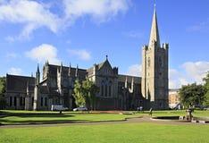 Nationale Kathedrale und Collegekirche des Heiligen Stockfotos