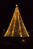 Nationale Kerstboom Stock Foto