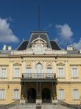 Nationale Kunstgalerie und Etnographic-Museum in ehemaligem König palac Lizenzfreie Stockfotos
