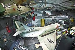 Nationale Luft und Weltraummuseum Lizenzfreie Stockbilder