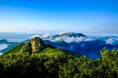 Nationale Marine Park, Geojedo, Südkorea Stockfoto