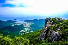 Nationale Marine Park, Südkorea Lizenzfreies Stockfoto