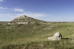 Nationale Monument van agaat het Fossiele Bedden Stock Afbeeldingen