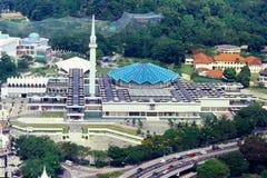 Nationale Moschee Stockbild