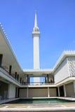 Nationale Moschee Lizenzfreie Stockfotos