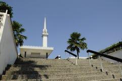 Nationale Moschee von Malaysia a K ein Masjid Negara Lizenzfreies Stockbild