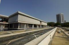 Nationale Moschee von Malaysia a K ein Masjid Negara Lizenzfreies Stockfoto