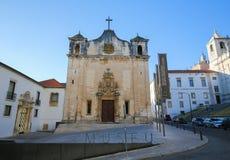 Nationale Museum Machado DE Castro in Coimbra, Portugal Stock Fotografie