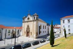 Nationale Museum Machado DE Castro in Coimbra, Portugal Stock Foto