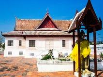Nationale Museum van tent het kruisvormige Chantharakasem stock afbeelding