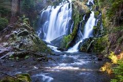 Nationale Nebenflussfälle, Oregon lizenzfreies stockbild