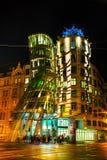 Nationale-Nederlanden building in Prague, Czech Republic Stock Images