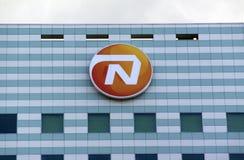 Nationale-Nederlanden (NN) голландская страховая компания Стоковое фото RF