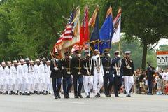 Nationale Onafhankelijkheid Dag 2007 Stock Fotografie