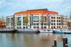 Nationale opera and ballet building in Amsterdam Stock Image