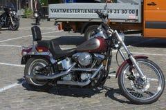 Nationale SCHWEIN Sammlung Halden, Norwegen 12 15. Juni 2014 (Fahrräder) Stockfotos