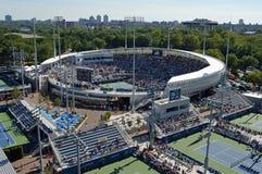 Nationale Tennis-Mitte Stockbilder