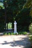 Nationale Tuin dichtbij het Parlement in Athene, Griekenland op 23 Juni, 2017 Royalty-vrije Stock Fotografie