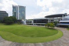 Nationale Universität von Singapur (NUS) Stockbild