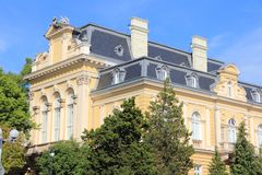Nationaler Art Gallery, Bulgarien Lizenzfreie Stockfotografie