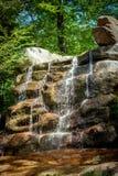 Nationaler dendrological Park u. x22; Sofiyivka& x22; , Uman, Ukraine Sofiyivka ist ein szenischer Markstein des Weltgartenarbeit Lizenzfreies Stockbild