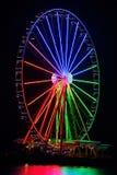 Nationaler Hafen Ferris Wheel Stockfoto