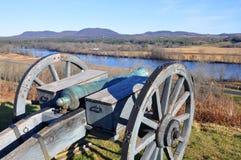 Nationaler historischer Park Saratoga, New York, USA Lizenzfreie Stockbilder