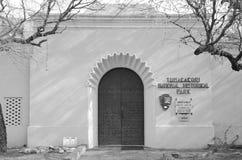 Nationaler historischer Park Tumacacori lizenzfreies stockfoto